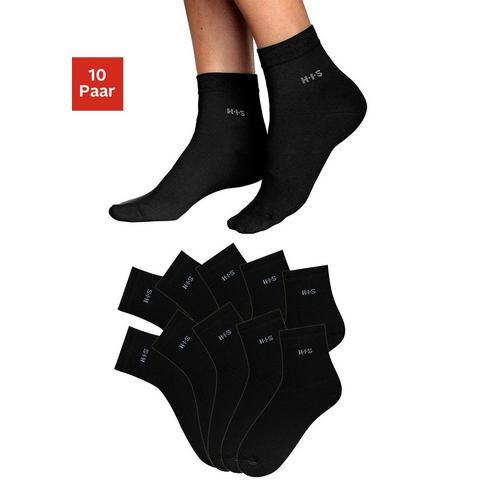 Korte sokken, set van 5 paar, H.I.S
