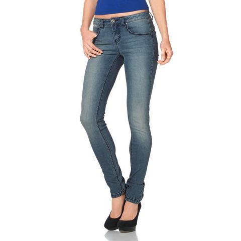 ARIZONA Skinny-jeans met shape-effect