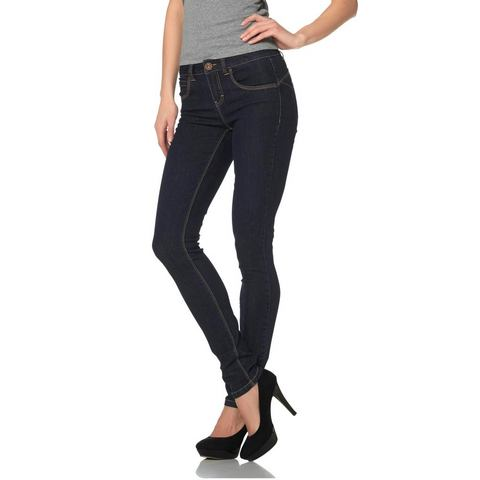 ARIZONA Skinny-jeans met shape-effect