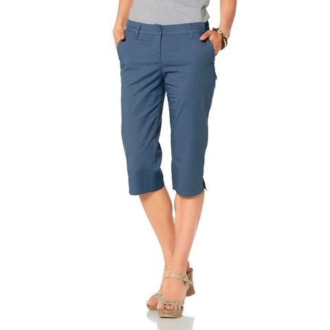 BOYSEN'S Capri-broek met iets lagere taille