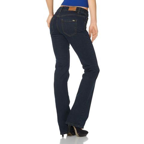 ARIZONA Bootcut-jeans 'Svenja bootcut'