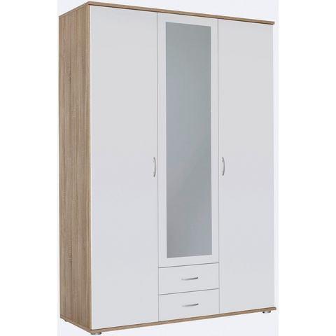 RAUCH Garderobekast 3-deurs