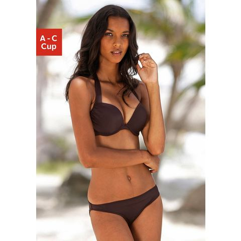 NU 21% KORTING: Push-up-bikini, LASCANA (2-delig)
