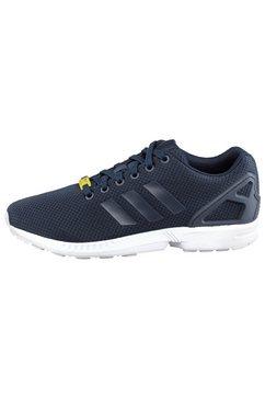 adidas originals sneakers »zx flux« blauw