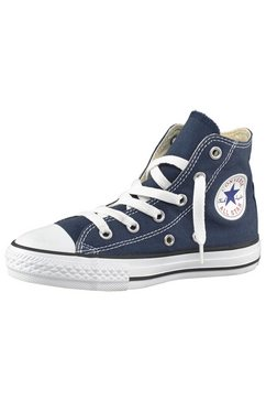converse kinder-sneakers chuck taylor blauw