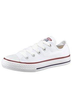converse sneakers in plat model wit