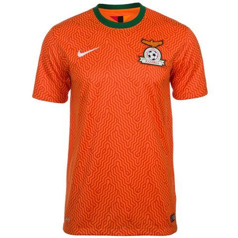 NIKE Zambia-shirt Away Stadium heren 2014/2015
