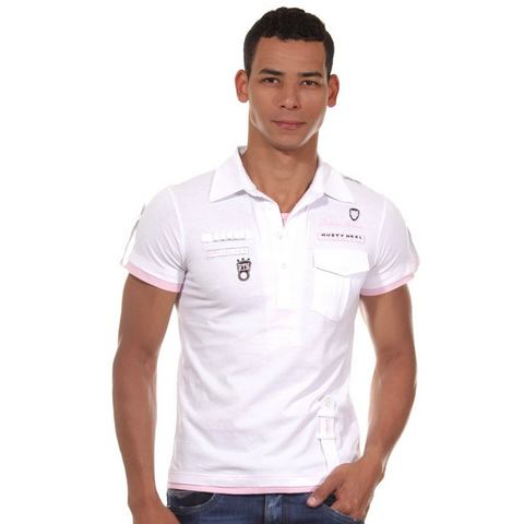 R-NEAL Poloshirt slim fit