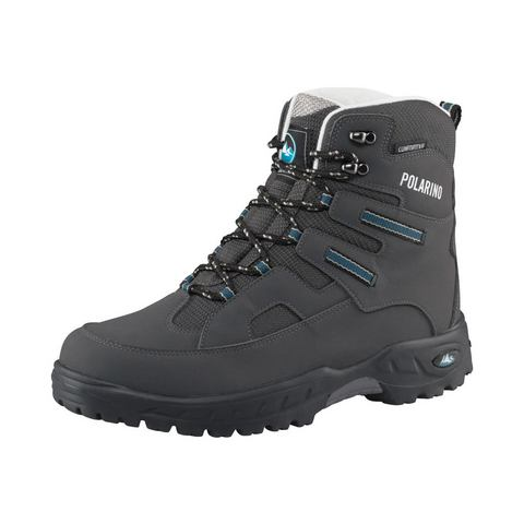 POLARINO Outdoorschoenen Flake Mid Cut