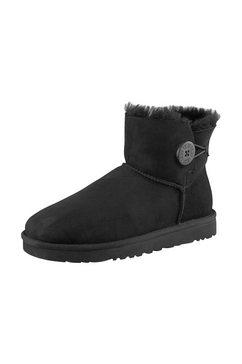 ugg laarzen »mini bailey button 2« zwart