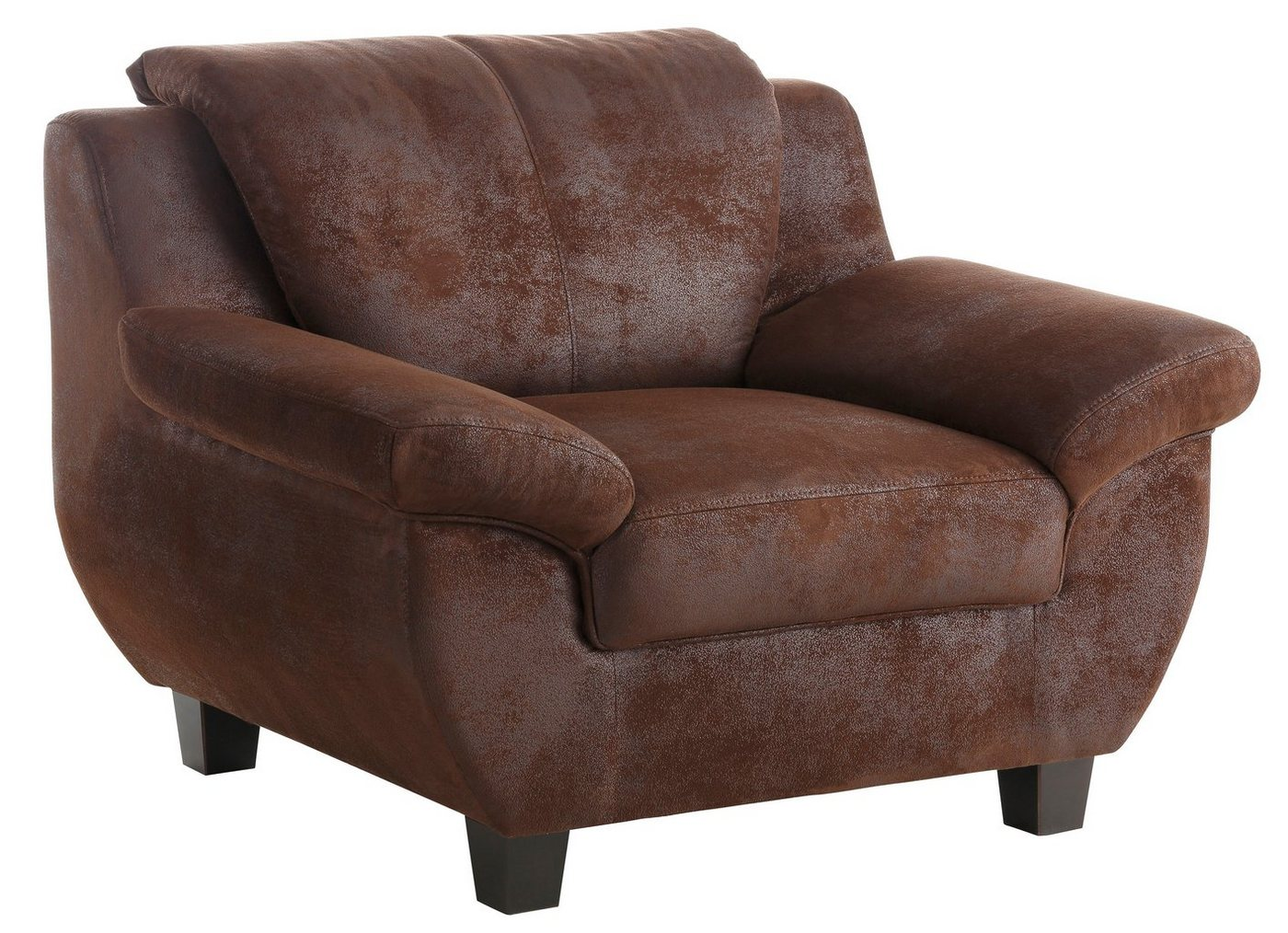 HOME AFFAIRE Fauteuil in 2 bekledingskwaliteiten