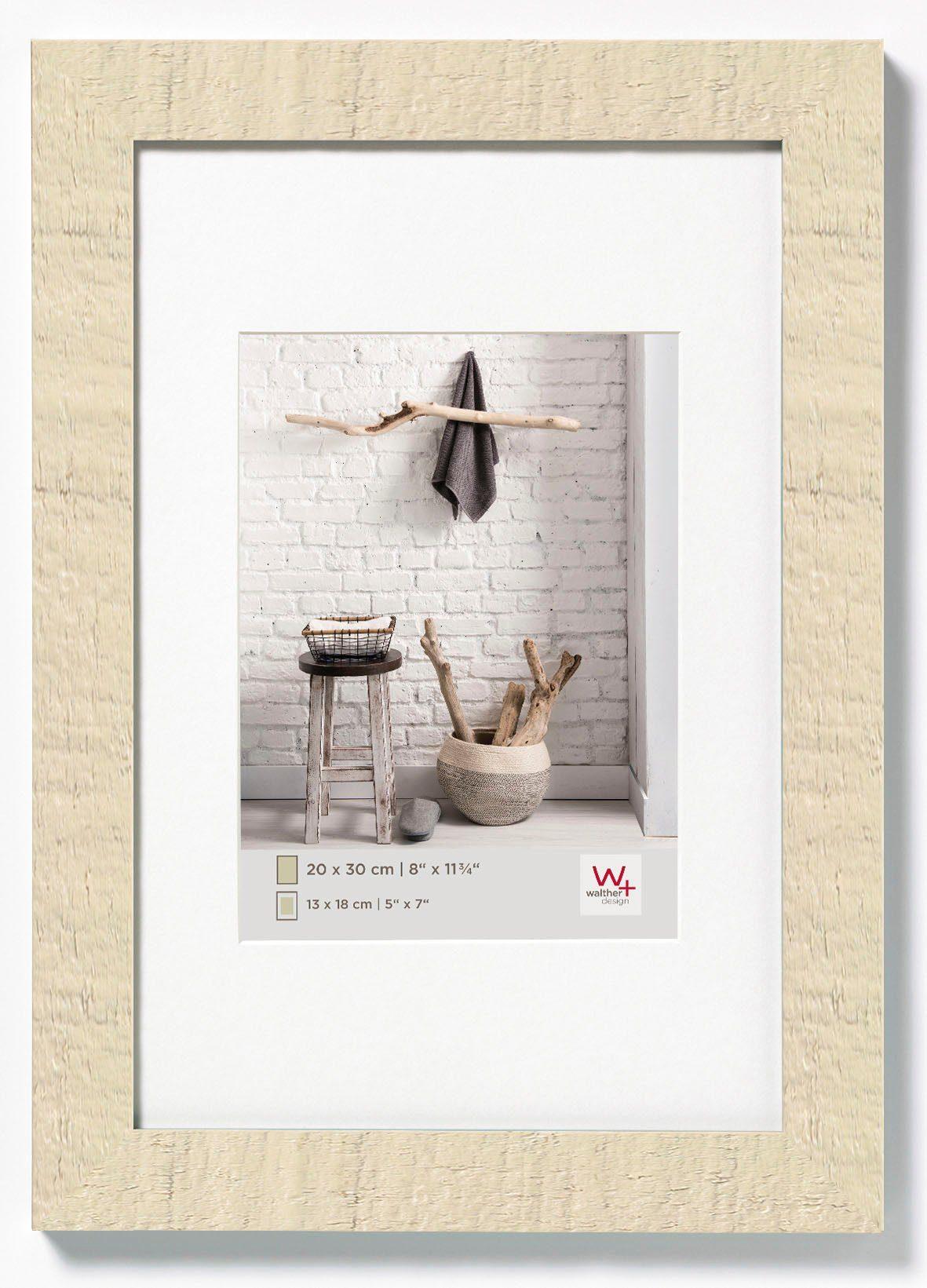 Walther Home Fotolijst Fotoformaat 21X29,7 cm (A4) Crème Wit online kopen