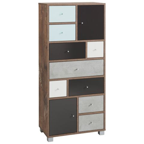 Dressoirs SCHILDMEYER Highboard Andria 657325