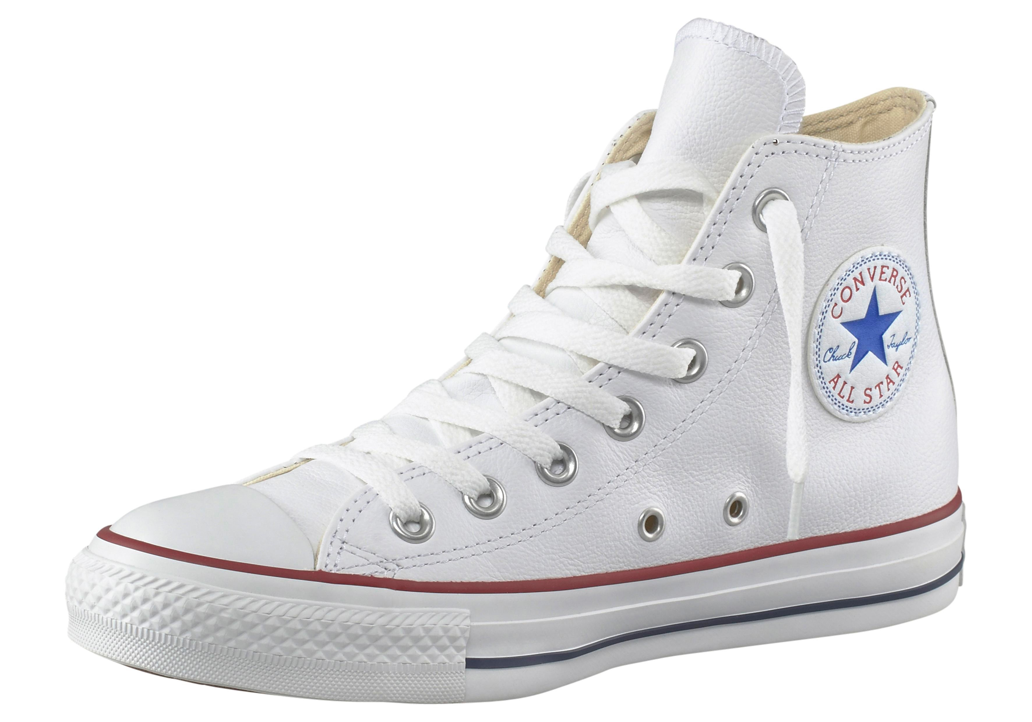 Converse sneakers Chuck Taylor All Star Basic Leather Hi veilig op otto.nl kopen