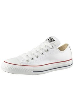 converse sneakers all star basic leather ox wit