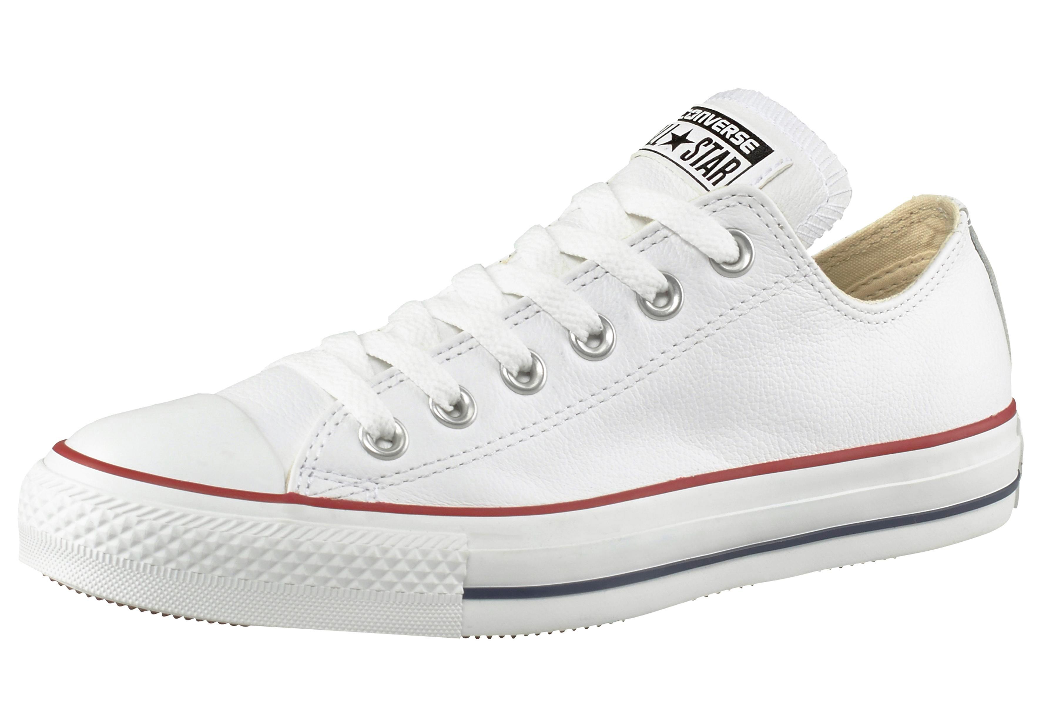 Converse Sneakers All Star Basic Leather Ox - verschillende betaalmethodes