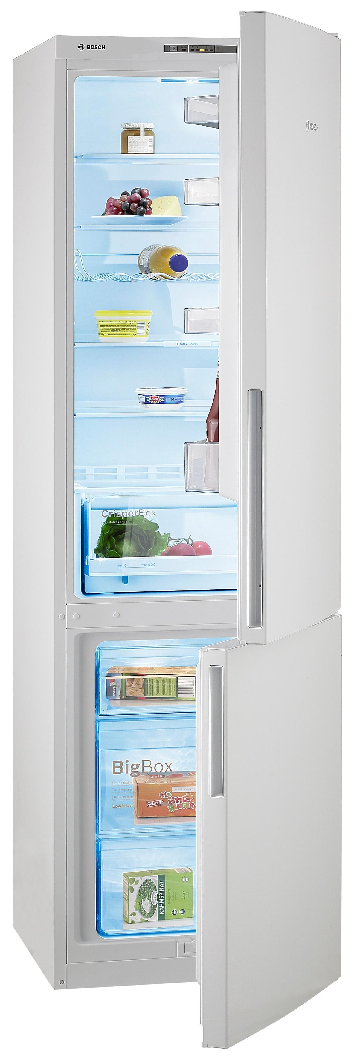 Bosch koel-vriescombinatie KGV39VW31, A++, 201 cm hoog bestellen: 14 dagen bedenktijd