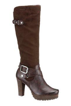 Highheel-laarzen met hak van 9,5 cm