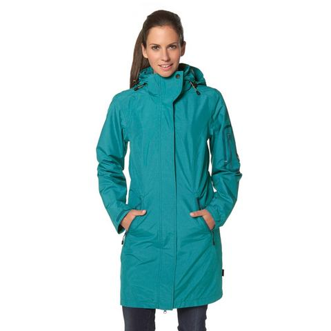 POLARINO 3-in-1-jack met fleece-binnenjack