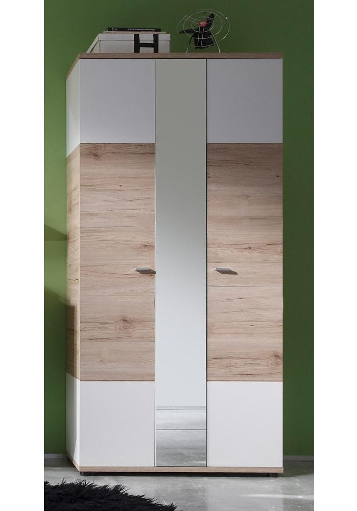 Trendteam Garderobekast CAMPUS met spiegel veilig op otto.nl kopen