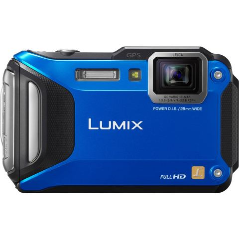 PANASONIC Compact-camera Lumix DMC-FT5EG9