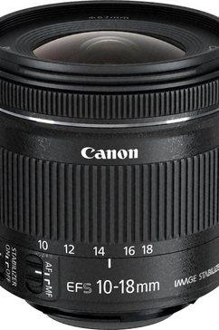 EF-S 10-18mm f/4.5-5.6 IS STM Ultragroothoek Objectief