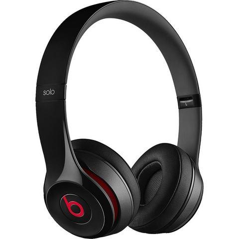 Beats Solo² On Ear Koptelefoon Vouwbaar, Headset Zwart