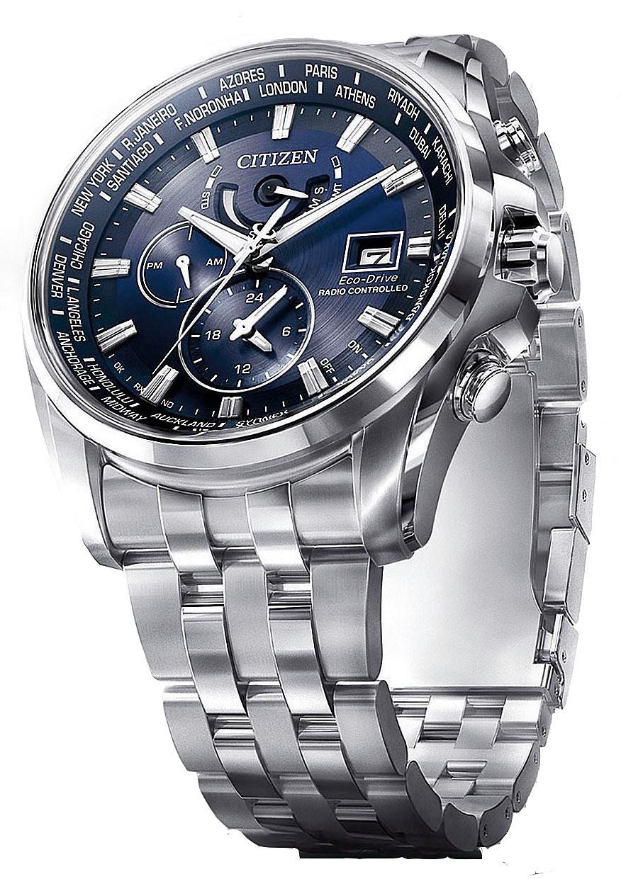Citizen multifunctioneel radiografisch horloge »AT9030-55L« nu online kopen bij OTTO
