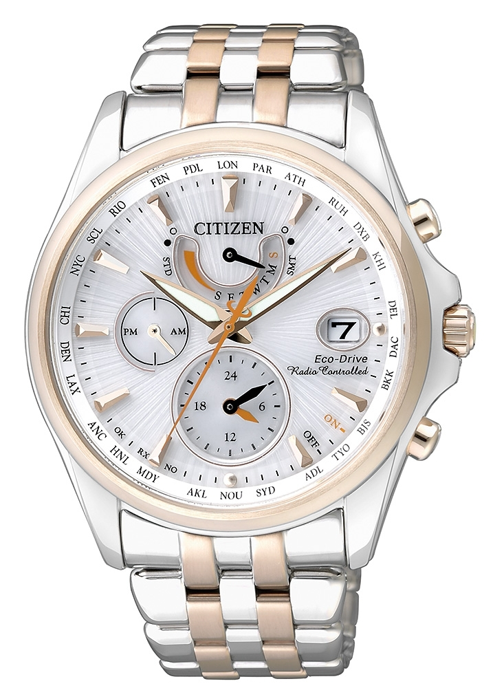 Citizen multifunctioneel radiografisch horloge FC0014-54A voordelig en veilig online kopen