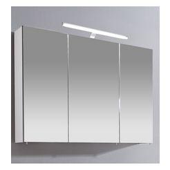 schildmeyer spiegelkast 'irene' met led-verlichting wit