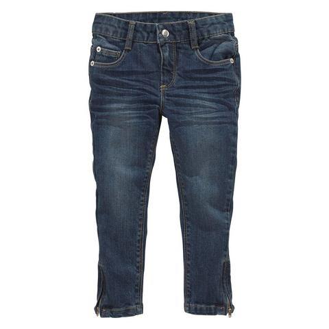ARIZONA Jeans met ritssluitingen voor meisjes