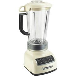 kitchenaid blender traploos verstelbaar in crème beige