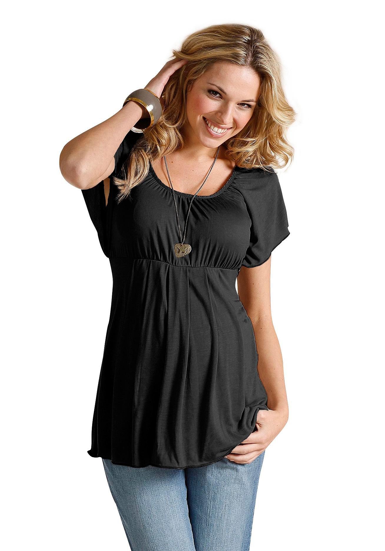 Neun Monate zwangerschapstuniek Powered by Flashlights bij OTTO online kopen