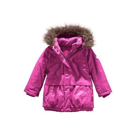 CFL Jas met fleecevoering voor meisjes