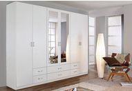 Garderobekast met spiegel