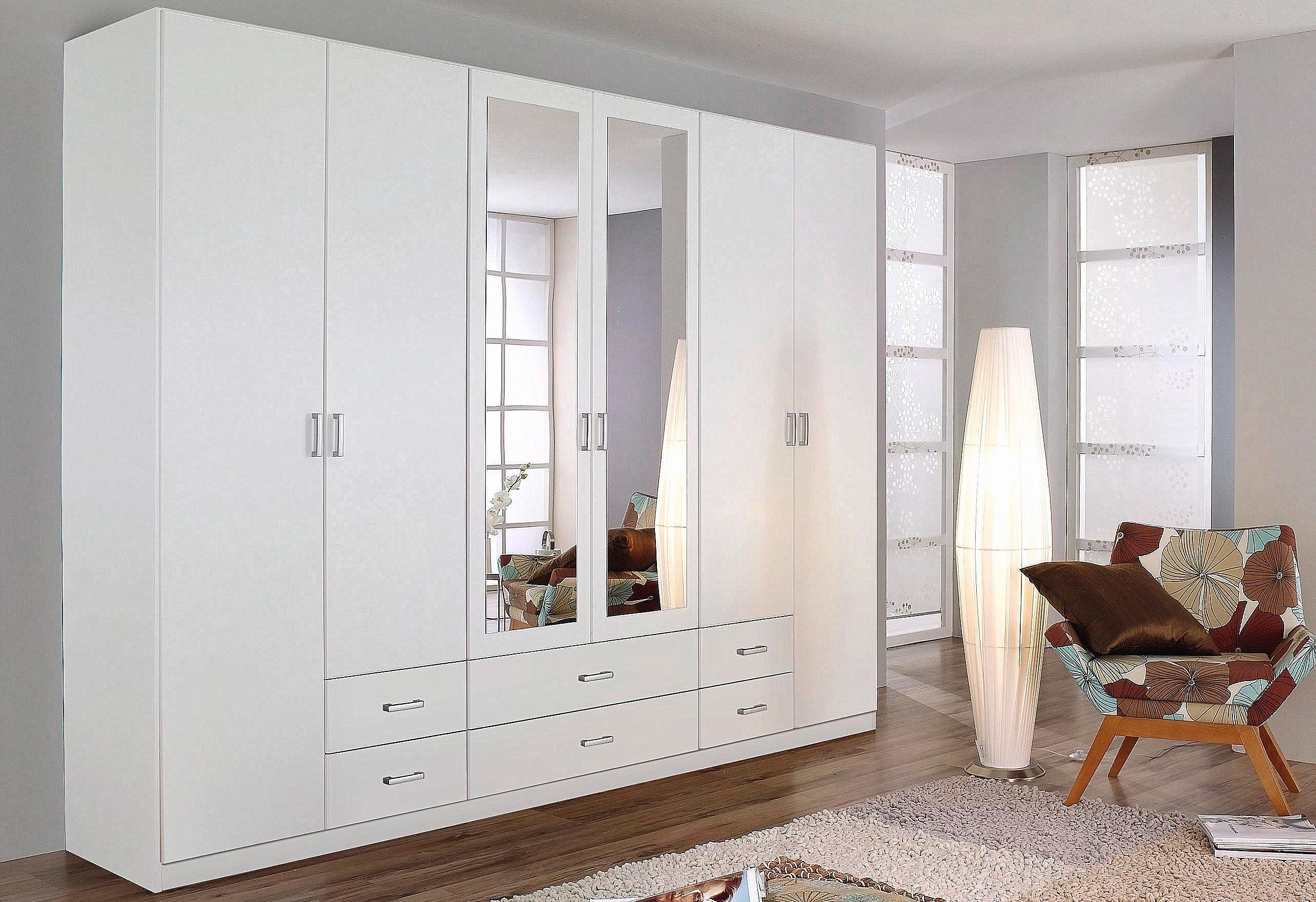 rauch garderobekast met spiegel bestel nu bij otto