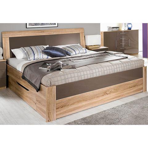 RAUCH Bed met kunststof oppervlak zwart Rauch 552090