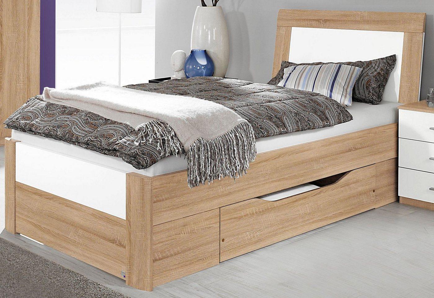 RAUCH Bed met kunststof oppervlak