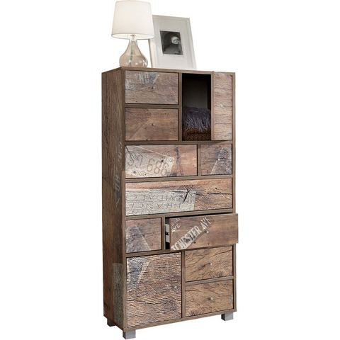 Dressoirs SCHILDMEYER Highboard Andria 389784
