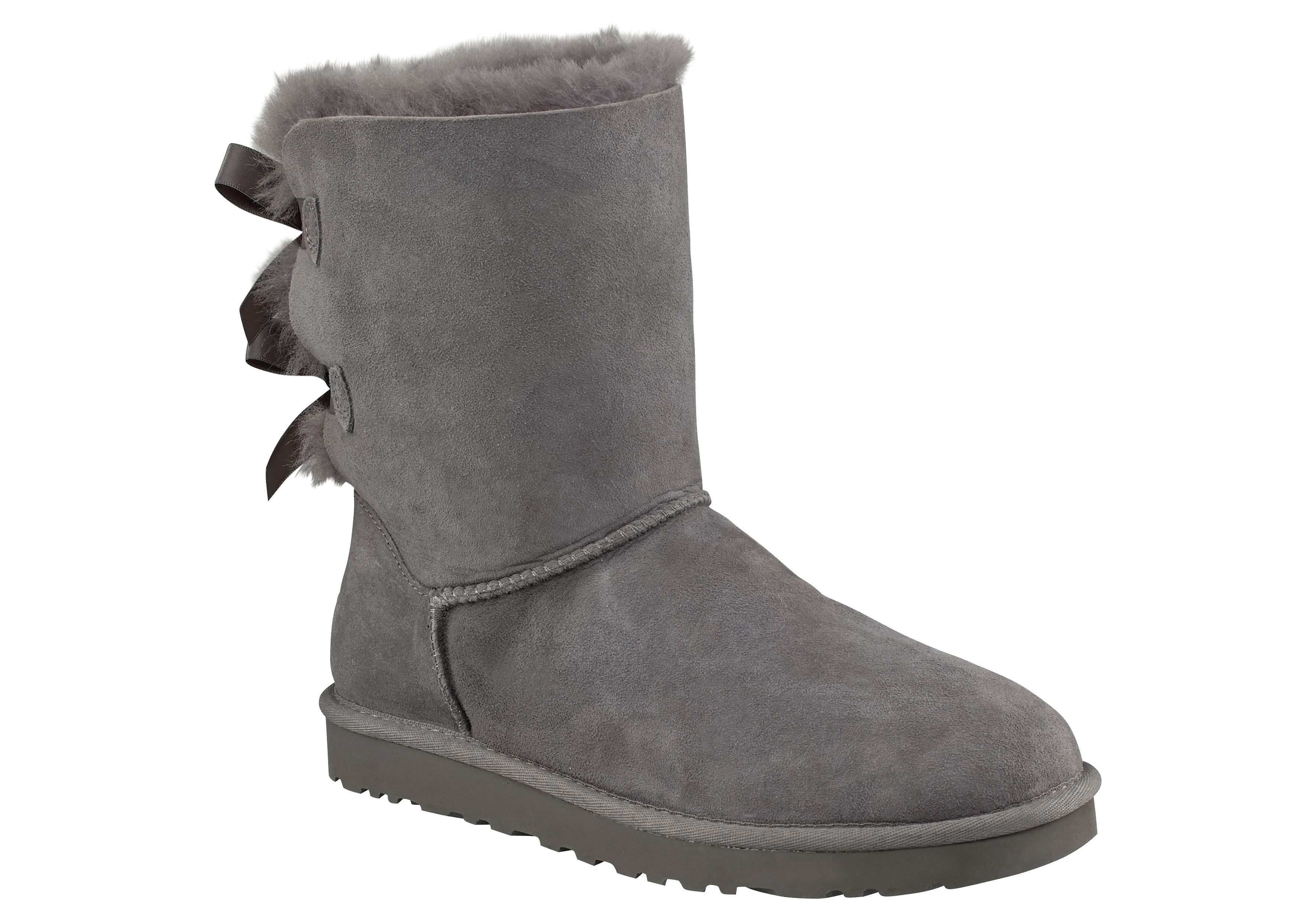 Ugg boots zonder sluiting »Bailey Bow 2« voordelig en veilig online kopen