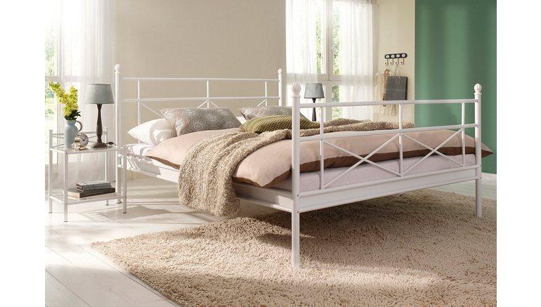 home affaire metalen bed in 4 breedten online bij otto. Black Bedroom Furniture Sets. Home Design Ideas