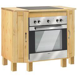 home affaire ombouwkast voor oven alby beige