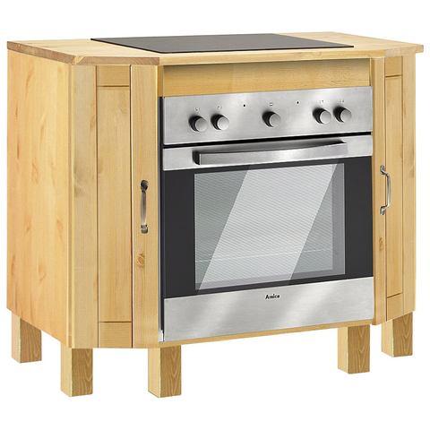 Ombouwkast voor oven Alby