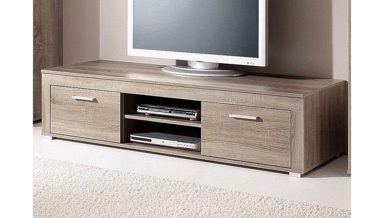 lowboard met 2 kleppen online shoppen otto. Black Bedroom Furniture Sets. Home Design Ideas