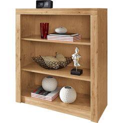 boekenkast, made in gemany bruin