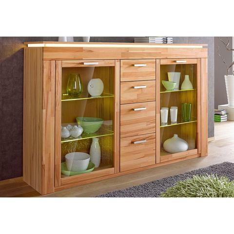 Highboard met laden