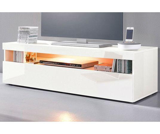 lowboard breedte 130 cm of 200 cm bestellen bij otto. Black Bedroom Furniture Sets. Home Design Ideas