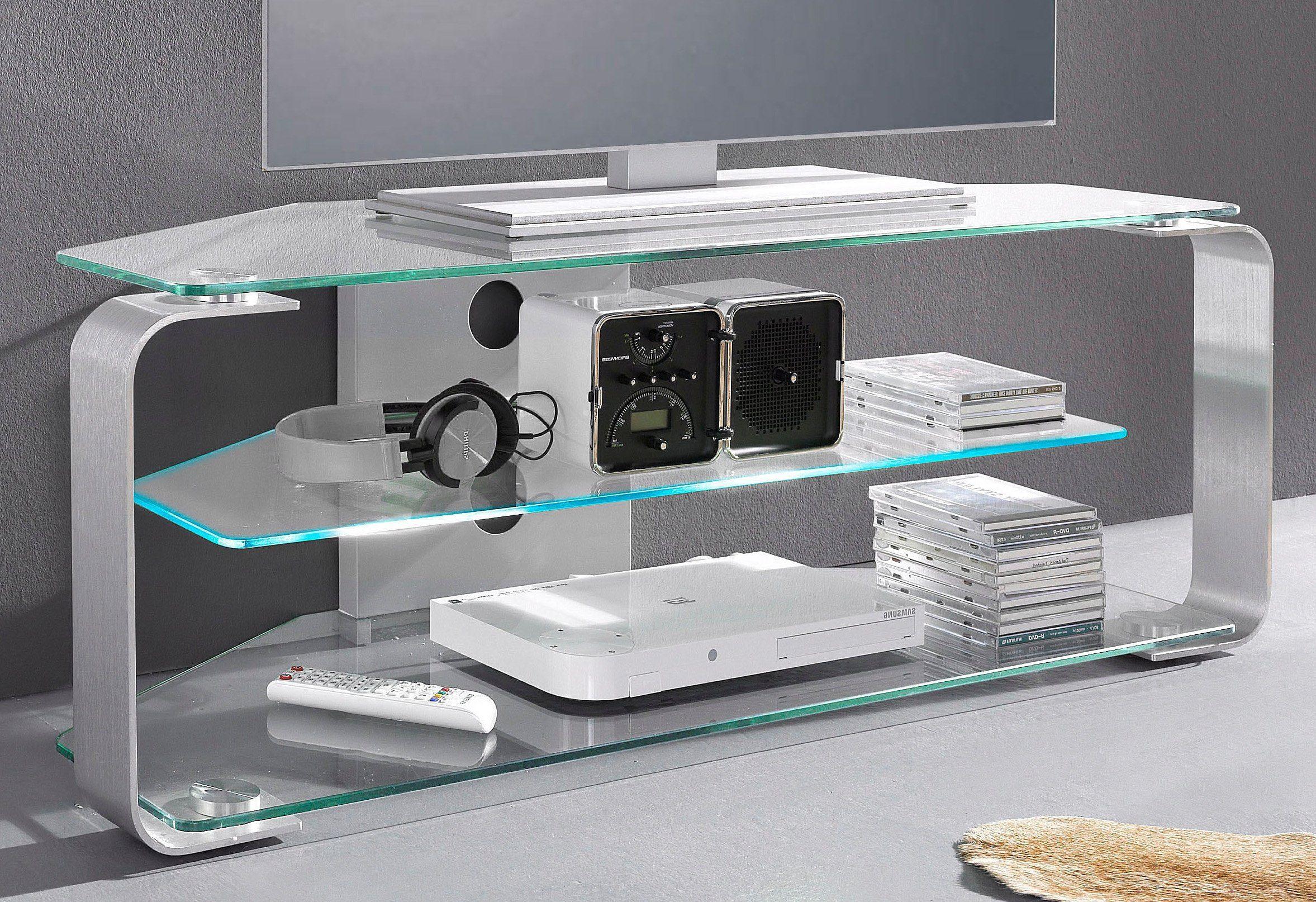 Jahnke tv meubel met glasplateaus snel online gekocht otto