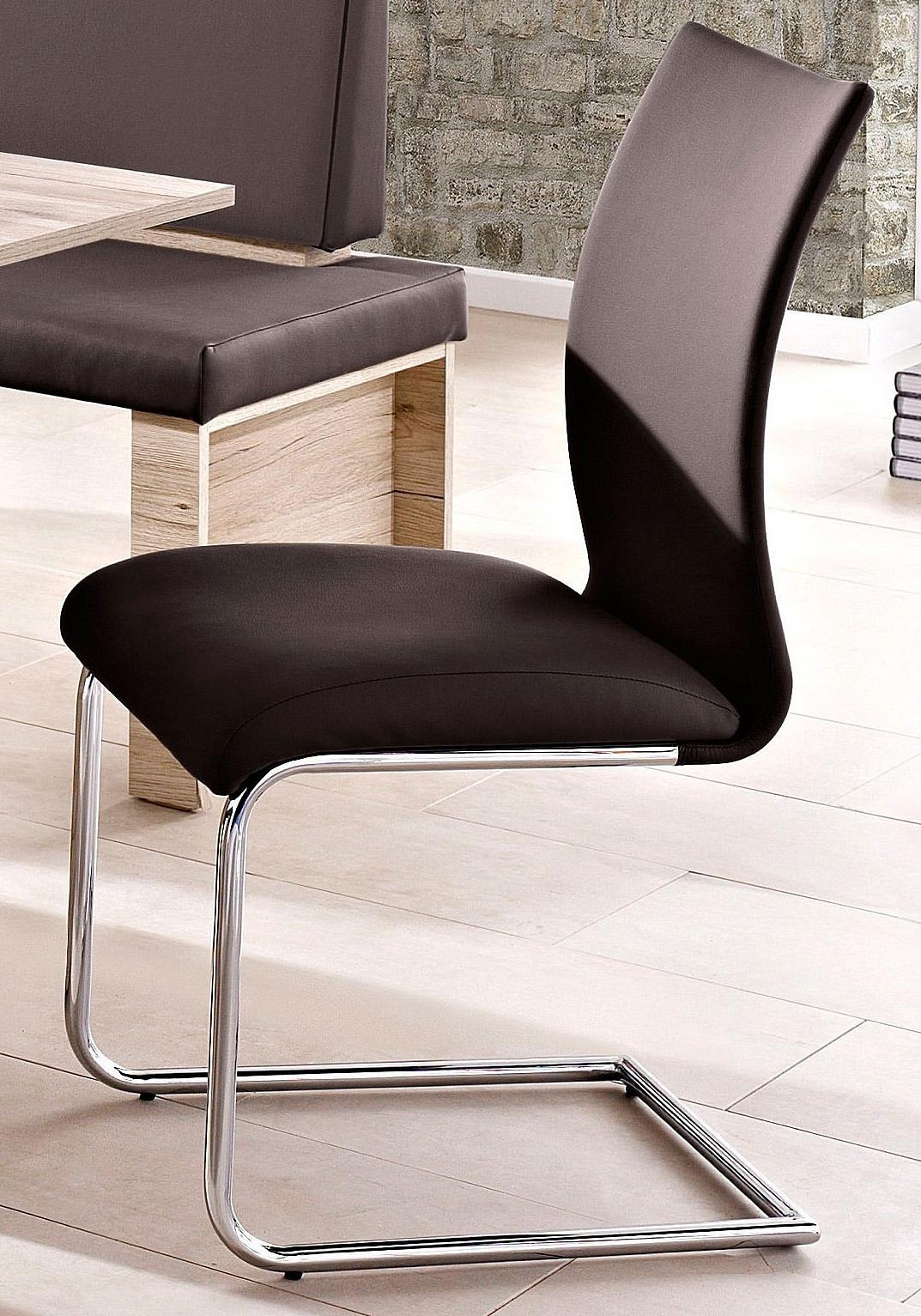 Op zoek naar een Homexperts Vrijdragende stoel in set van 2? Koop online bij OTTO