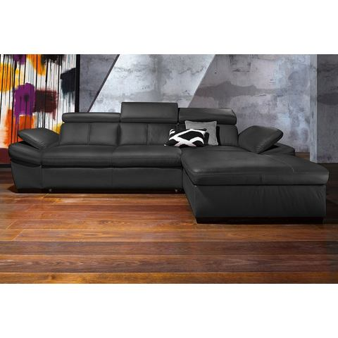 Hoekbank City Sofa met armleuningverstelling